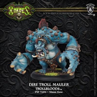 Dire Troll (Blitzer/Bomber/Mauler)