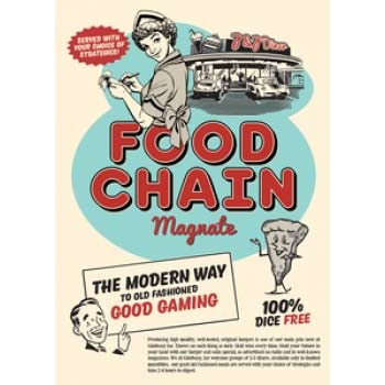 Food Chain Magnate - EN