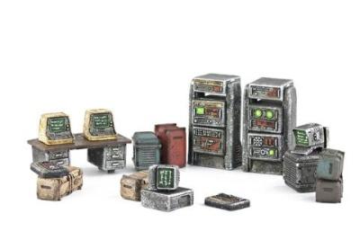 Fallout: Terrain Expansion: Heavy Consoles