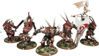 Fireborn of Gwaelod, Dyndraig Unit (5)