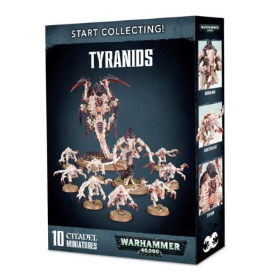 Battleforce Box Set: Tyranids