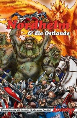 Äventyr Nordhelm & die Ostlande - Abenteuerbox