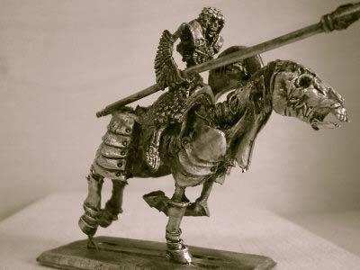 Berittener Skelettkrieger I