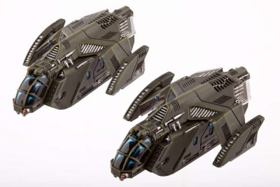 UCM: Raven Type-A Light Dropships (2)