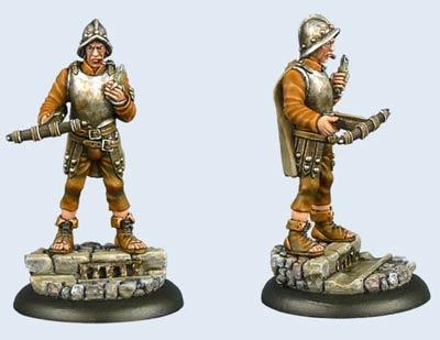 Discworld Miniature Samuel Vimes