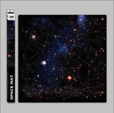 Spacemat Starfield (Mousepad Qualität 3x3`)