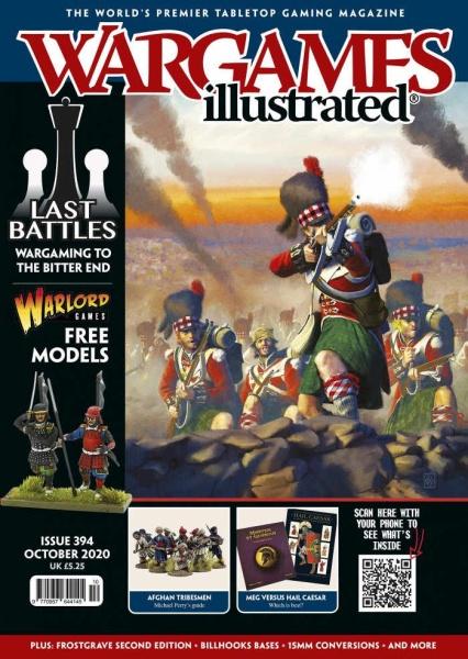 Wargames Illustrated Nr 394