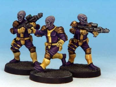 Alien Troopers (3)