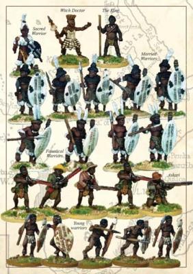 Africa! African Kingdoms (Matabele) (22)