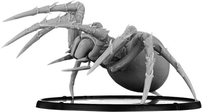 Culgulc, Tomb Spider Warrior