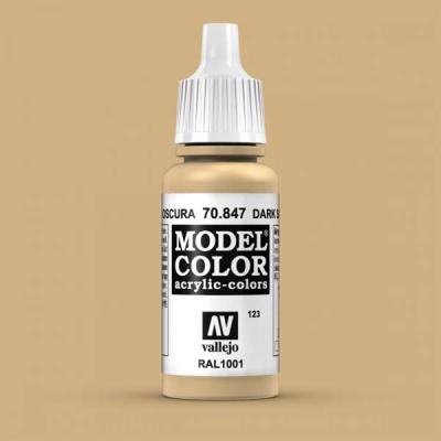 Model Color 123 Dunkler Sand (Dark Sand) (847)