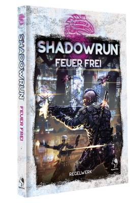 Shadowrun: Feuer frei (HC)