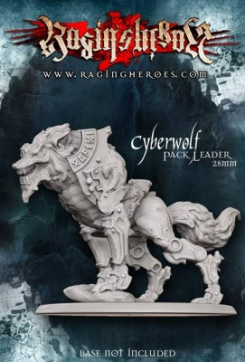 Cyberwolf Pack Leader