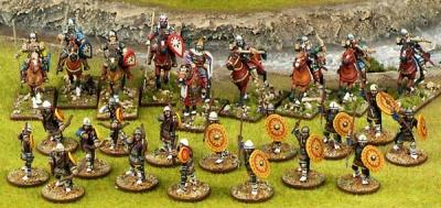 SAGA - Byzantines Warband