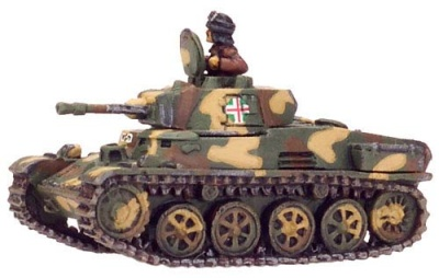 Toldi light tank (options for I,II,IIa)