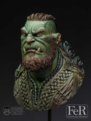 Ragnok, Norse Orc Hero