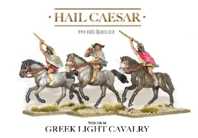 Thessalian Light Cavalry (3)