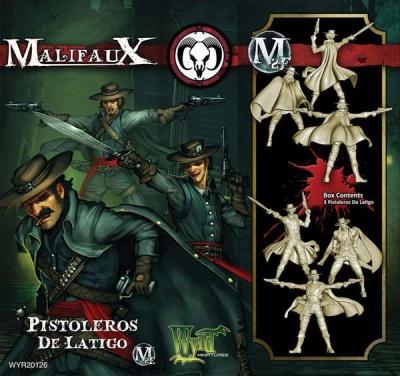 Pistoleros De Latigo (3)