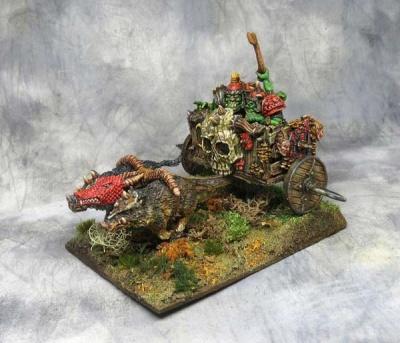 Orcs Chariot
