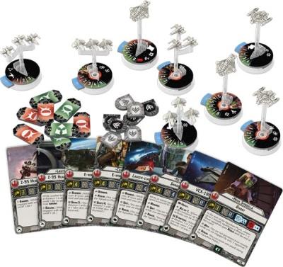 Star Wars: Armada Sternenjägerstaffeln der Rebellen  2