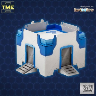 TME- Simple Module - 2 doors