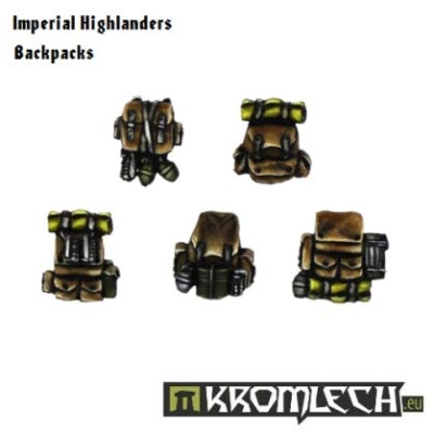 Imperial Highlanders Backpacks (10)