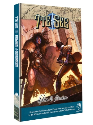 7te See Helden und Schurken (Hardcover) OOP