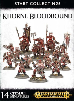 Battleforce Box Set: Khorne Bloodbound
