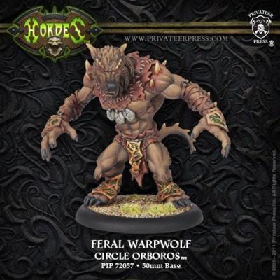 Feral/Pureblood/Stalker Warpwolf Kit (plastic)