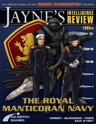 SITS: The Royal Manticoran Navy