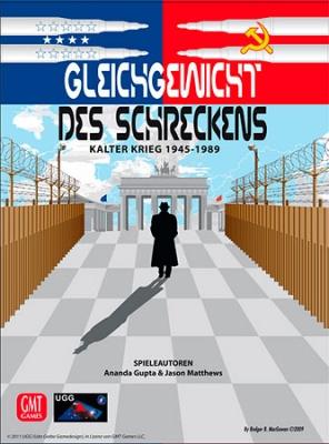 Twilight Struggle deutsch -Gleichgewicht des Schreckens-