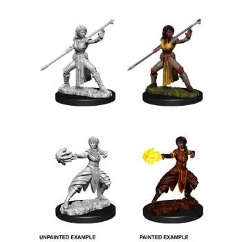 Female Human Warlock (2)