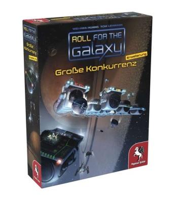 Roll for the Galaxy: Große Konkurrenz [Erweiterung]