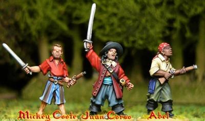 Juan Corso's Buccaneers (3)