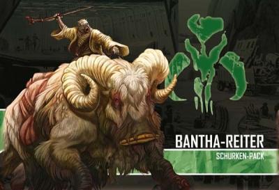 Star Wars: Imperial Assault - Bantha-Reiter DEUTSCH
