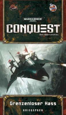 Warhammer 40.000: Conquest - Grenzenloser Hass /  WS 2