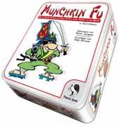 Munchkin Fu (Metalldose)