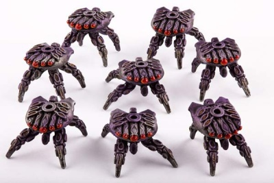 Scourge: Prowler Pack (8)