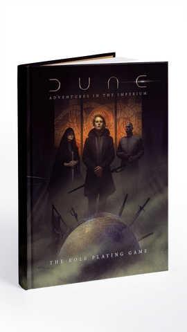 Dune Standard Edition Core Rulebook