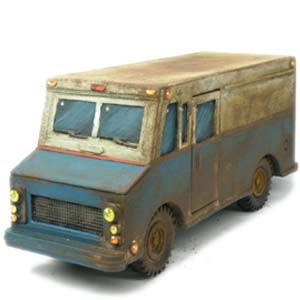 Box Van and roof ornament (1)