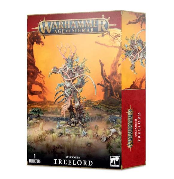 Sylvaneth Treelord (1)