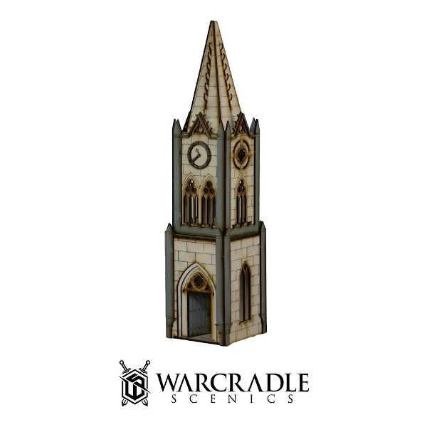 Dunsmouth - Clocktower (prepainted)