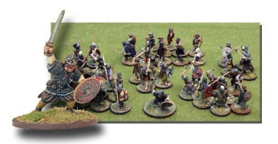 SAGA Viking Warband (6 points)