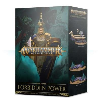 AOS: Forbidden Power ENGLISCH