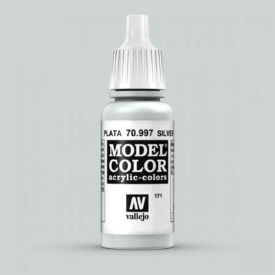 Model Color 171 Silber (Silver) (997)