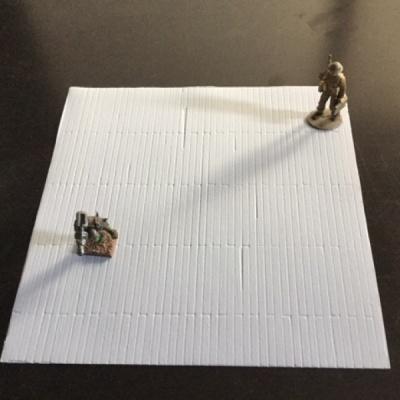 1mm plank effect sheet
