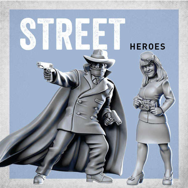 Street Heroes (2)