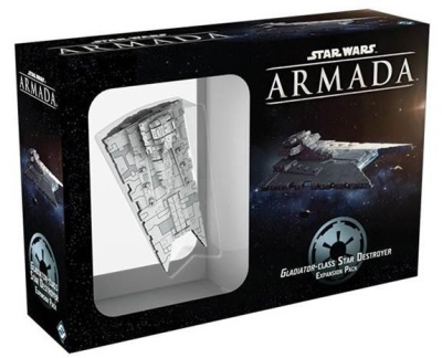Star Wars Armada: Gladiator Class Star Destroyer