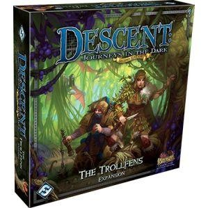 Descent: The Trollfens Expansion (Second Edition) (engl.)