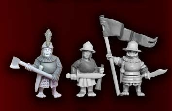 Halfling Infantry Command 2 (3)
